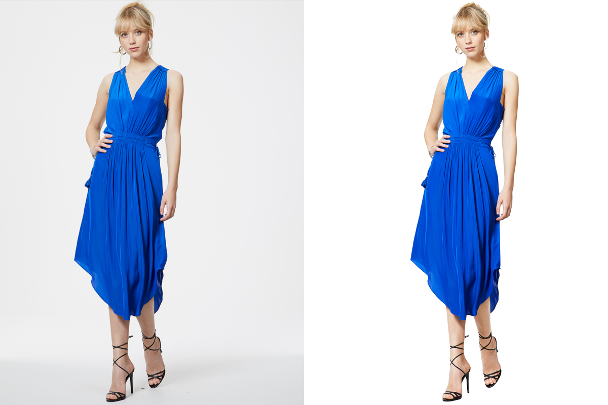 clipping path for Garment Industry