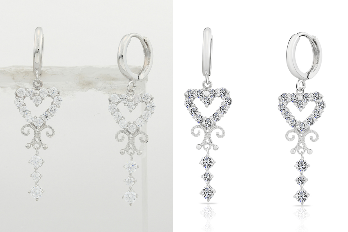 Jewelry Photo Retouching Services