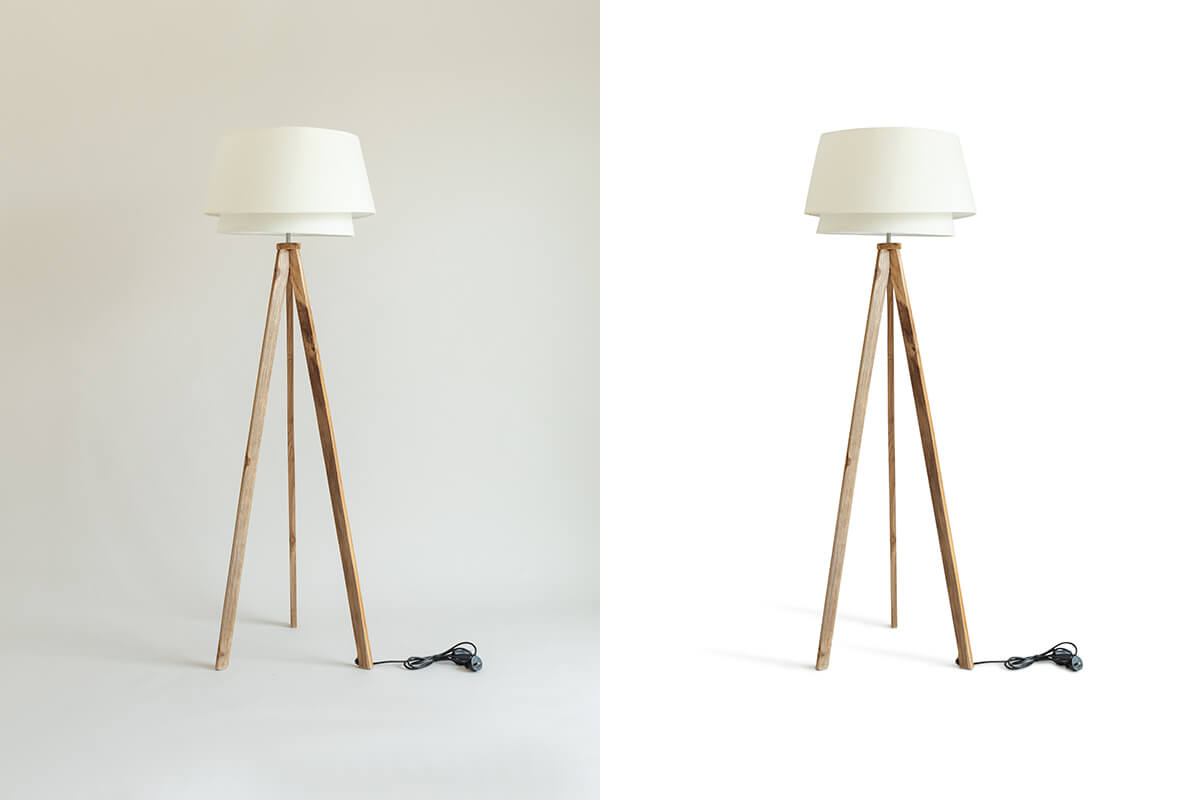 clipping path for E-commerce