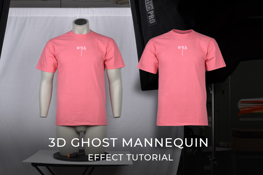 ghost mannequin