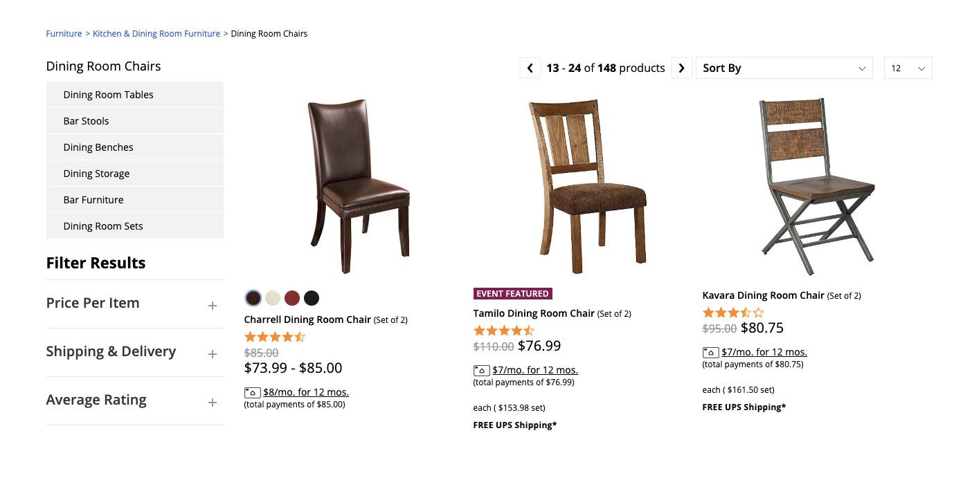 Furniture Photo Editing