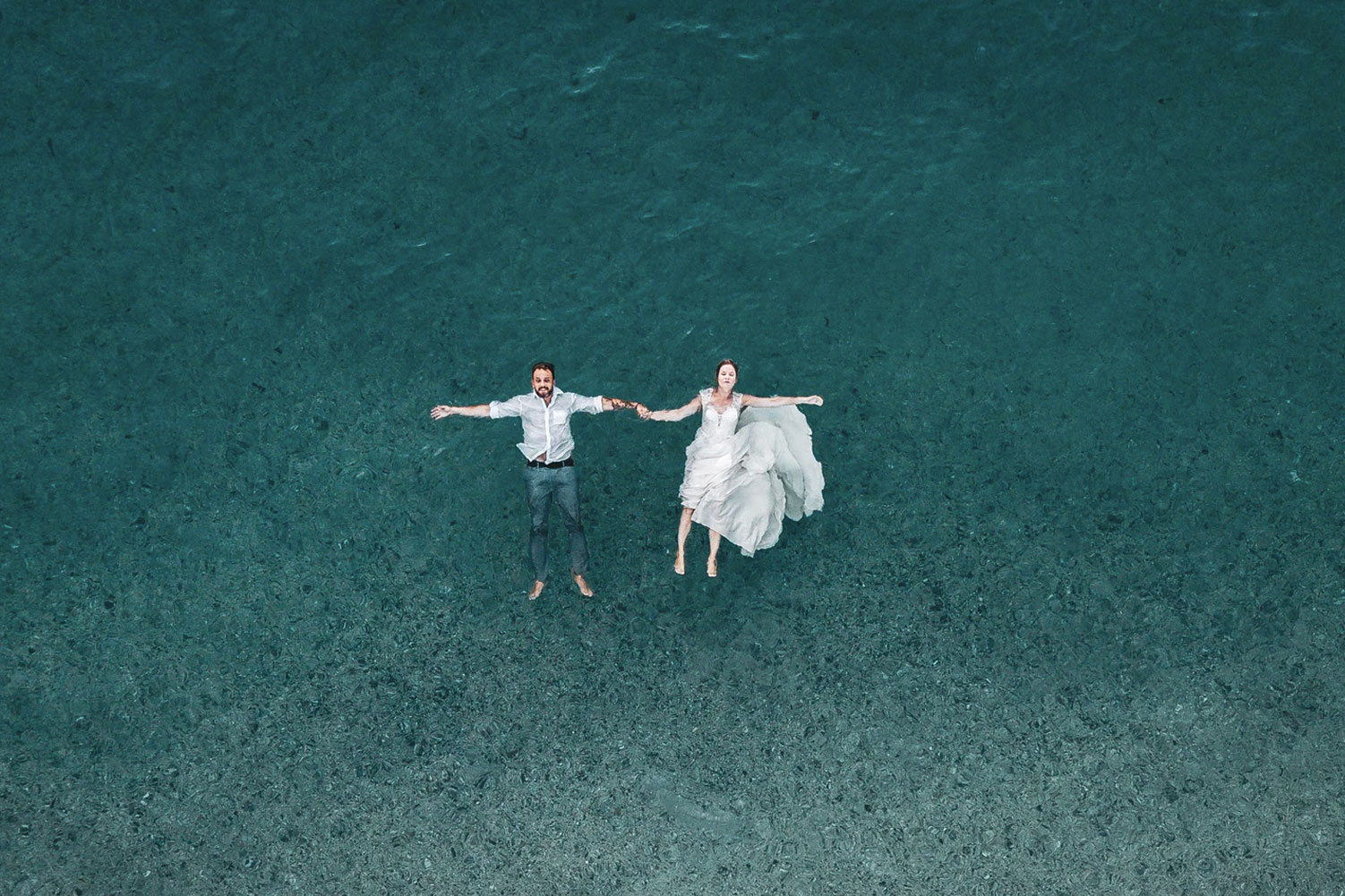 Aerial Wedding Photography Business