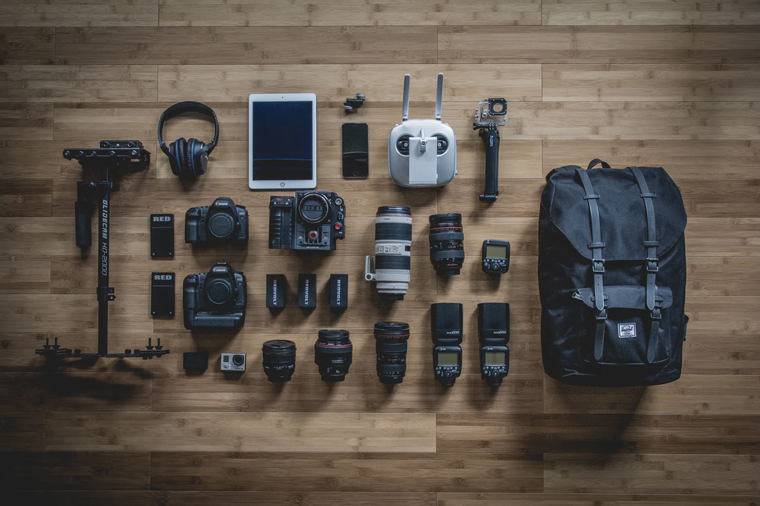 Choosing The Right Camera for Professional Photography