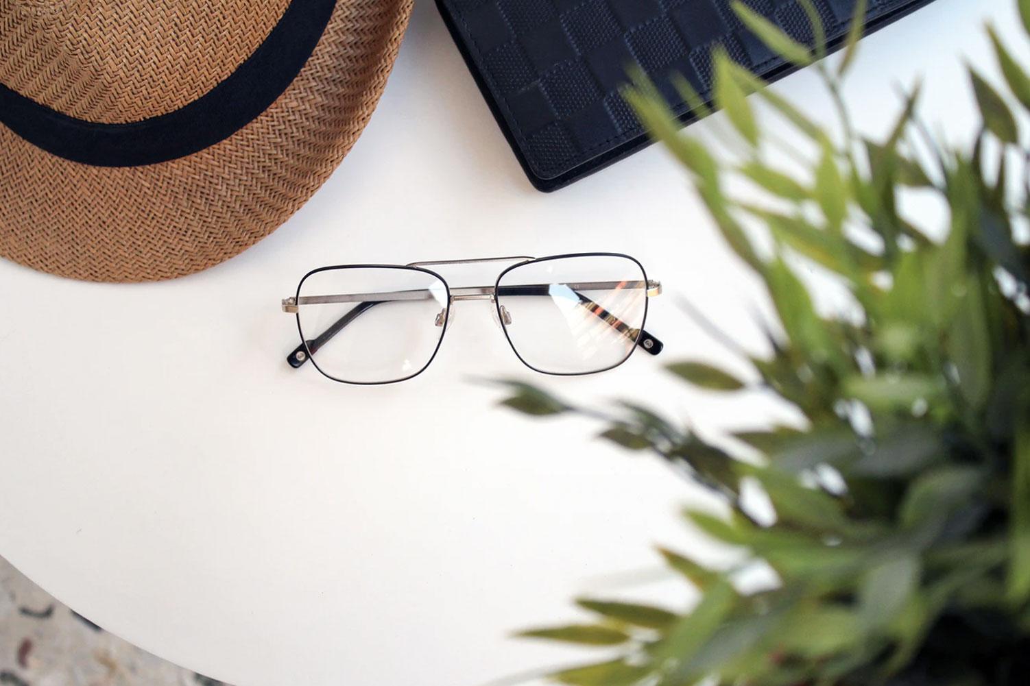 eyewear product photo