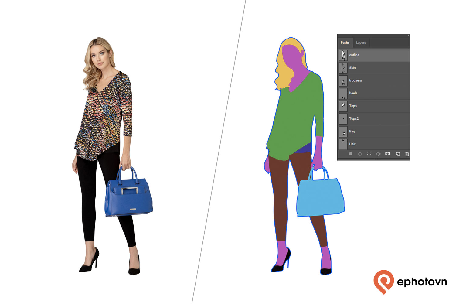 Quality Clipping Path Service