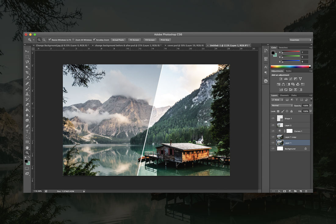Advanced Image Post Processing Mistakes