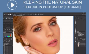 Keeping the Natural Skin Texture