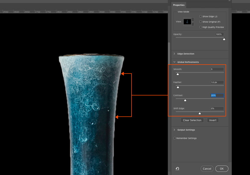 drop shadow in photoshop