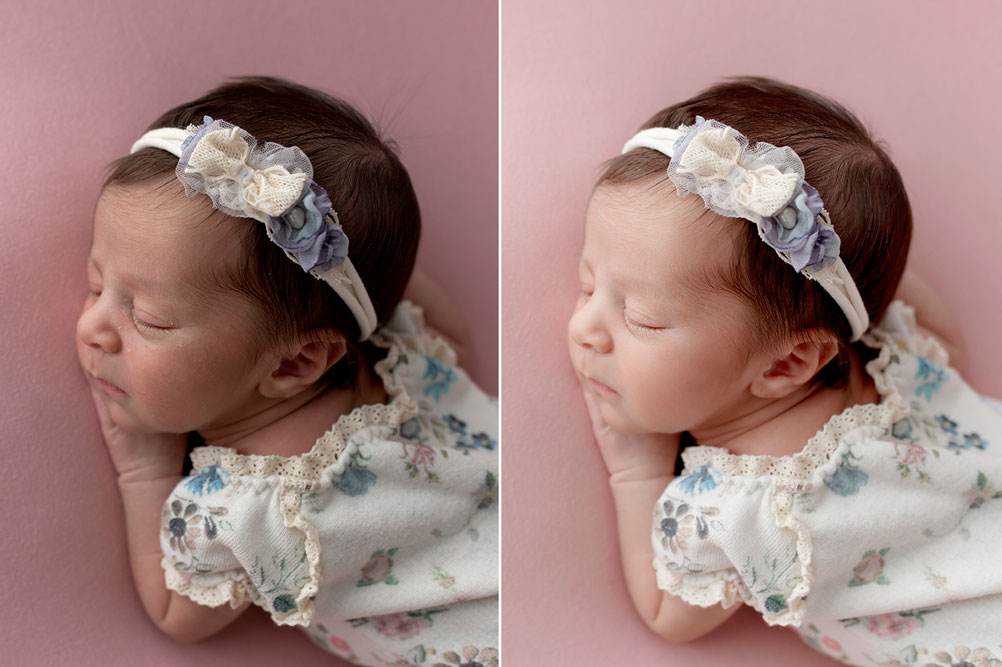 Newborn Photographer - Photo Retouching Service