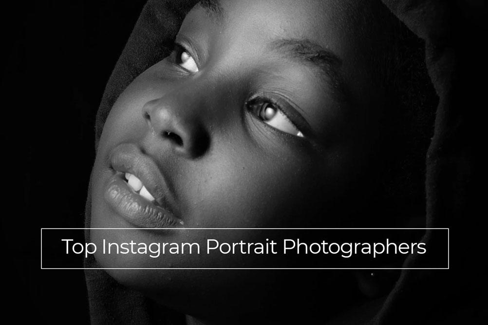 Portrait Photographers on Instagram