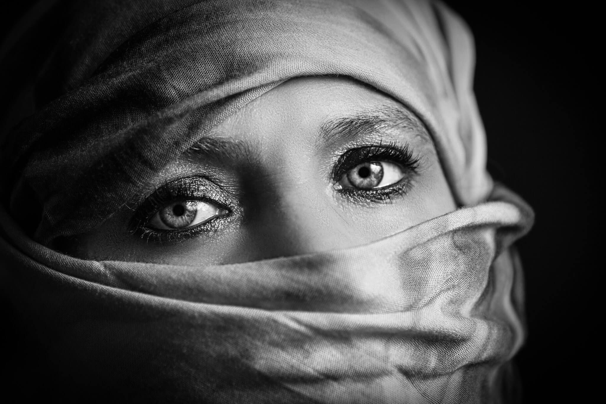 The Eyes Portrait Photography