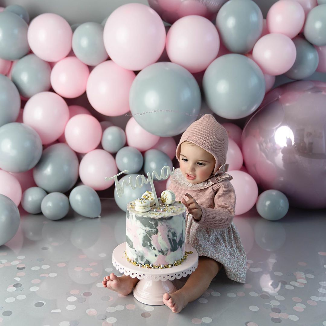 Newborn Photography - Birthday