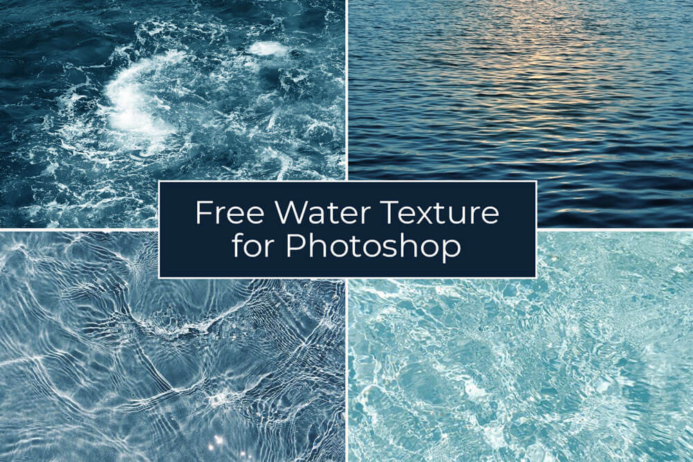 Free Water Texture for Photoshop
