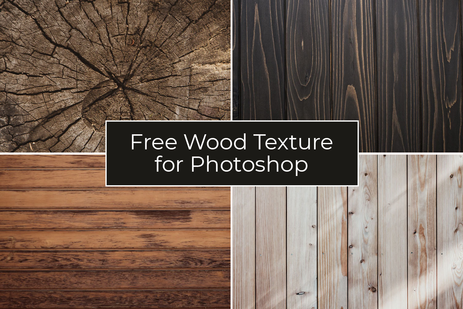 Free Wood Textures for Photoshop