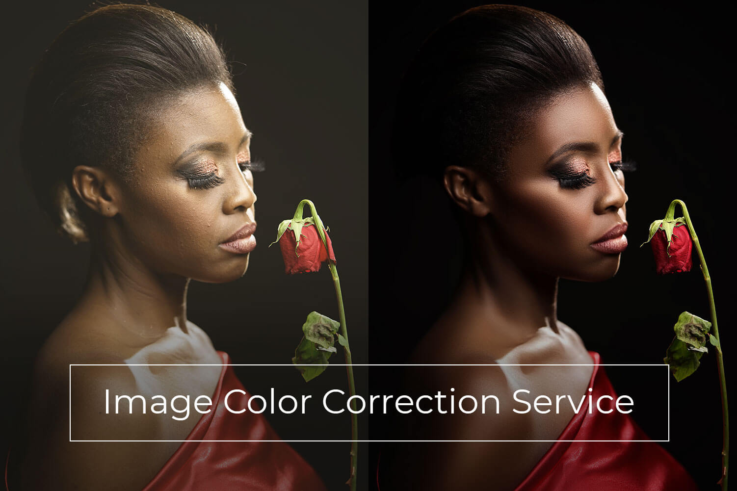 Image Color Correction Service