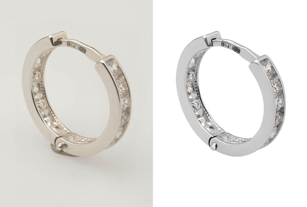 Jewelry Photo Color Correction