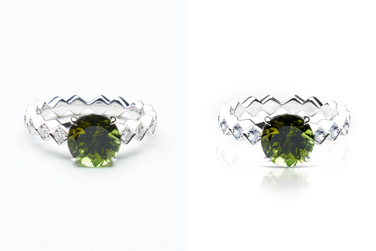 Jewelry Photo Retouching