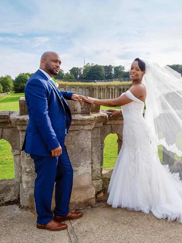 Wedding Photos Color Correction