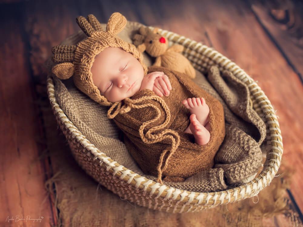 Nada Bade Newborn Photography