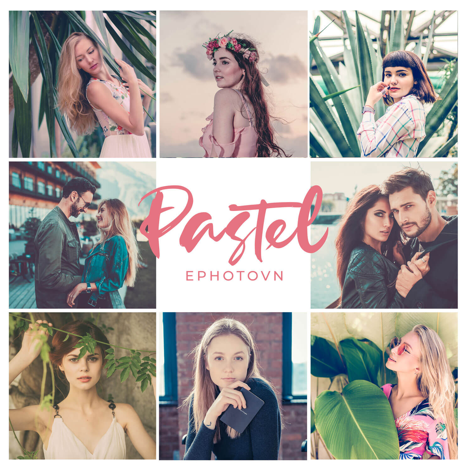 Pastel Free Lightroom Presets