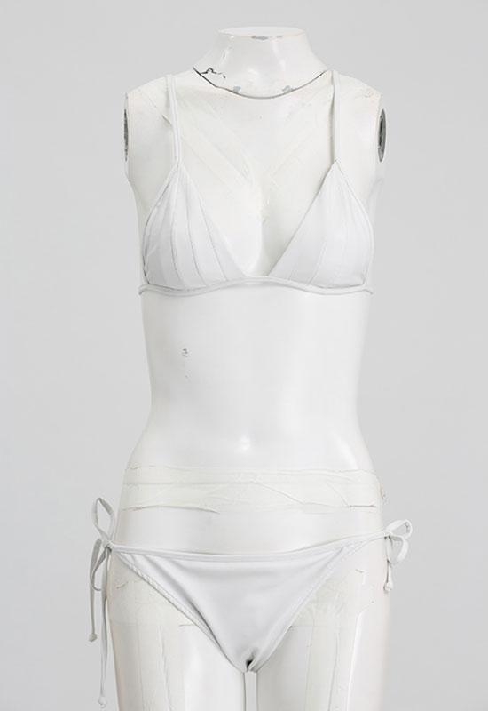 Undergarments Ghost Mannequin