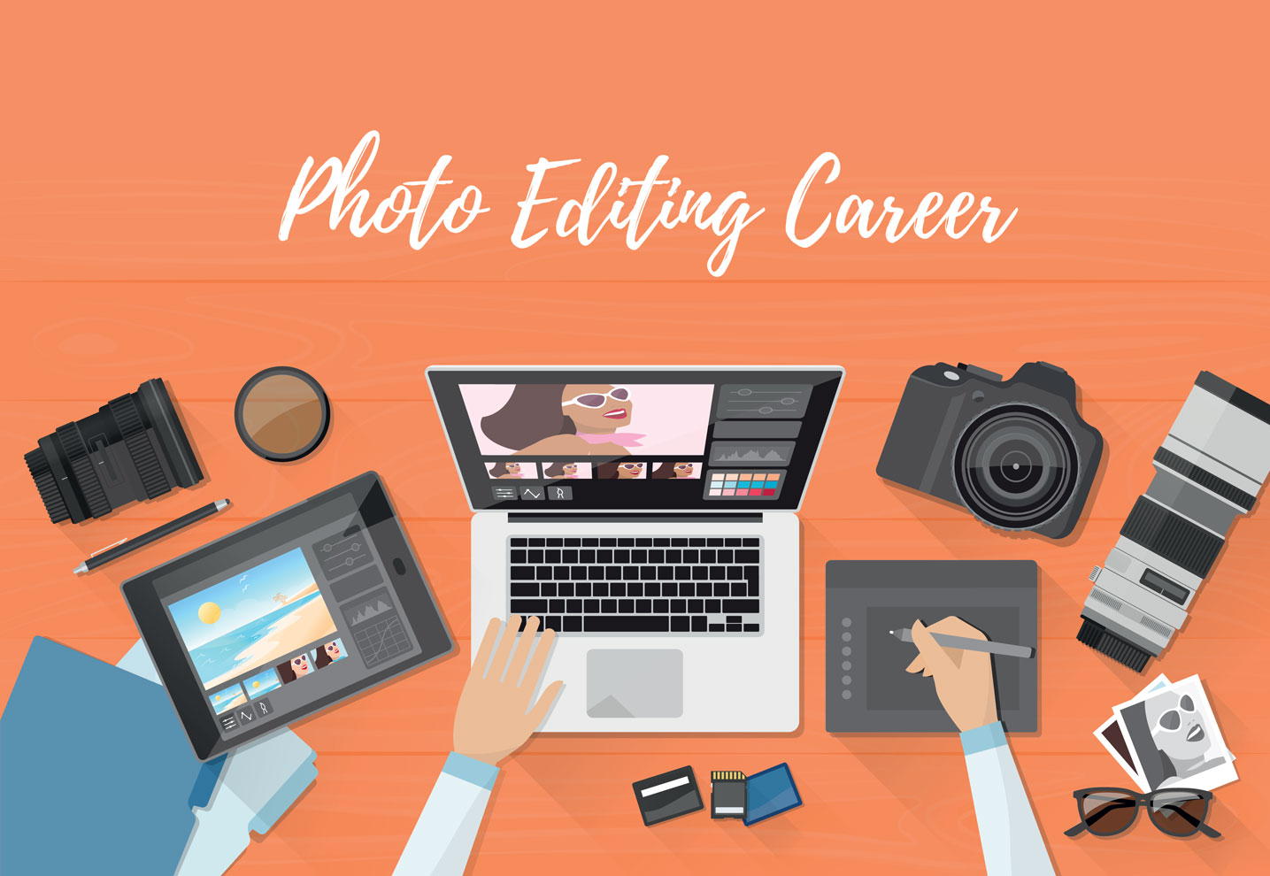 Photo Editing Career